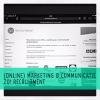(Online) marketing & communicatie   Zo! Recruitment